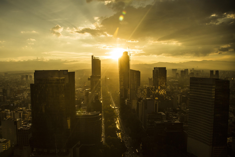 Sunset CDMX