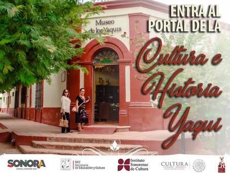 Información museo de los Yaquis