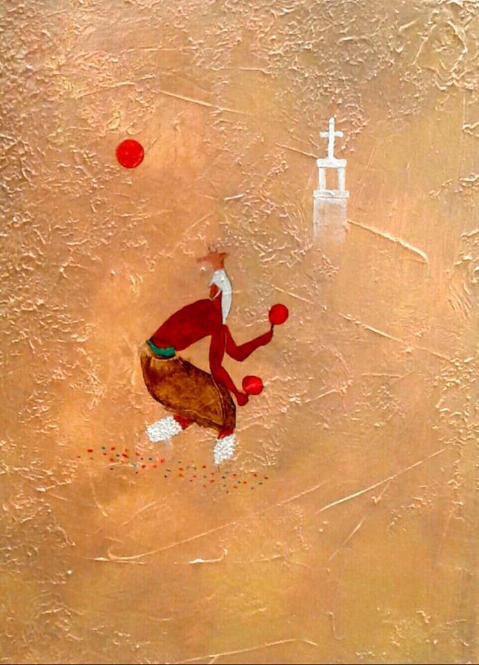 Venado (2) por Sai'la Guo'i