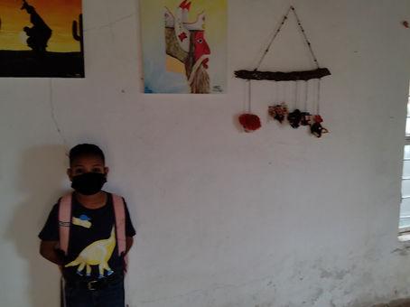 Uusim Noki, la voz de los niños en Semillero Creativo de lengua Yaqui en Vícam, Sonora