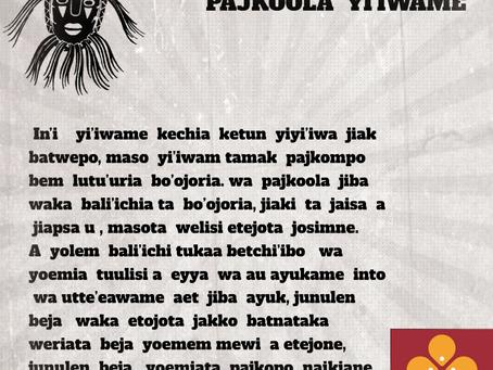 PAJKOOLA YI'IWAME