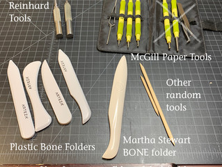 Tools & Techniques for Embossing