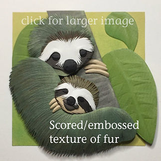 embossed fur on sloth.jpg