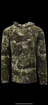True timber fleece hoodie