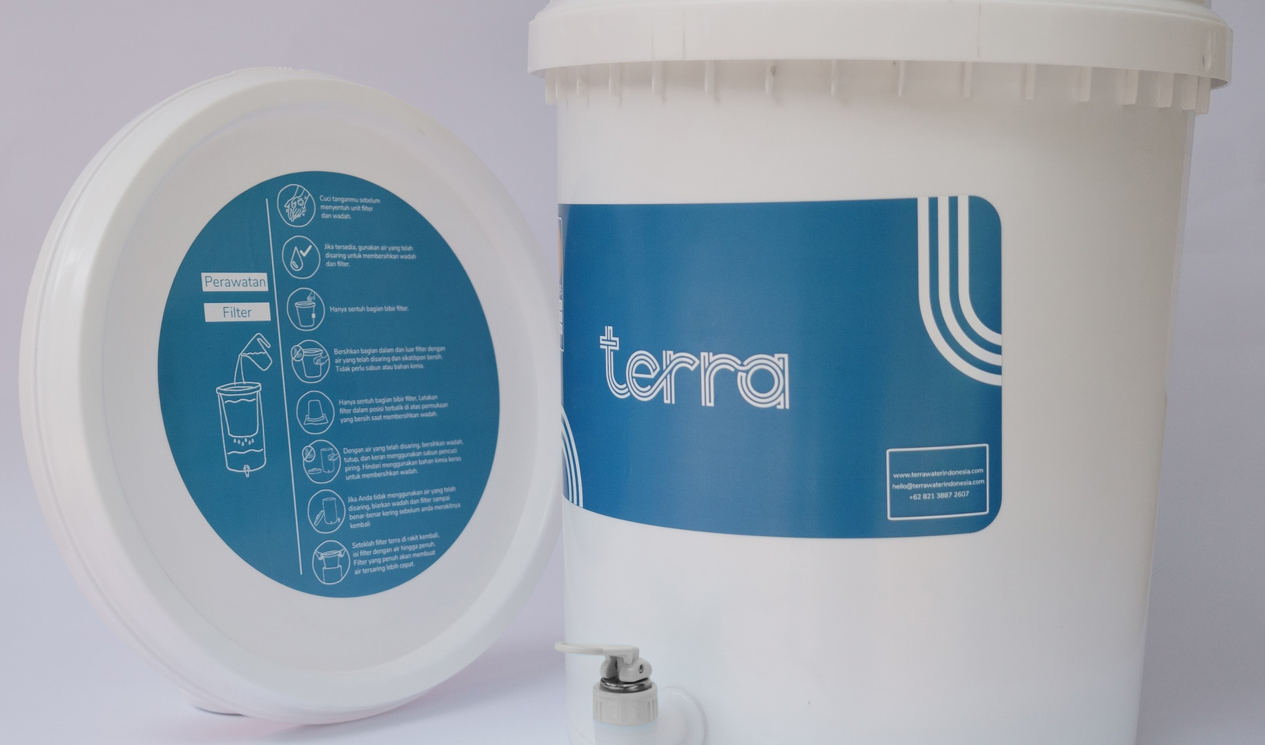Terra Basic Container with Lid