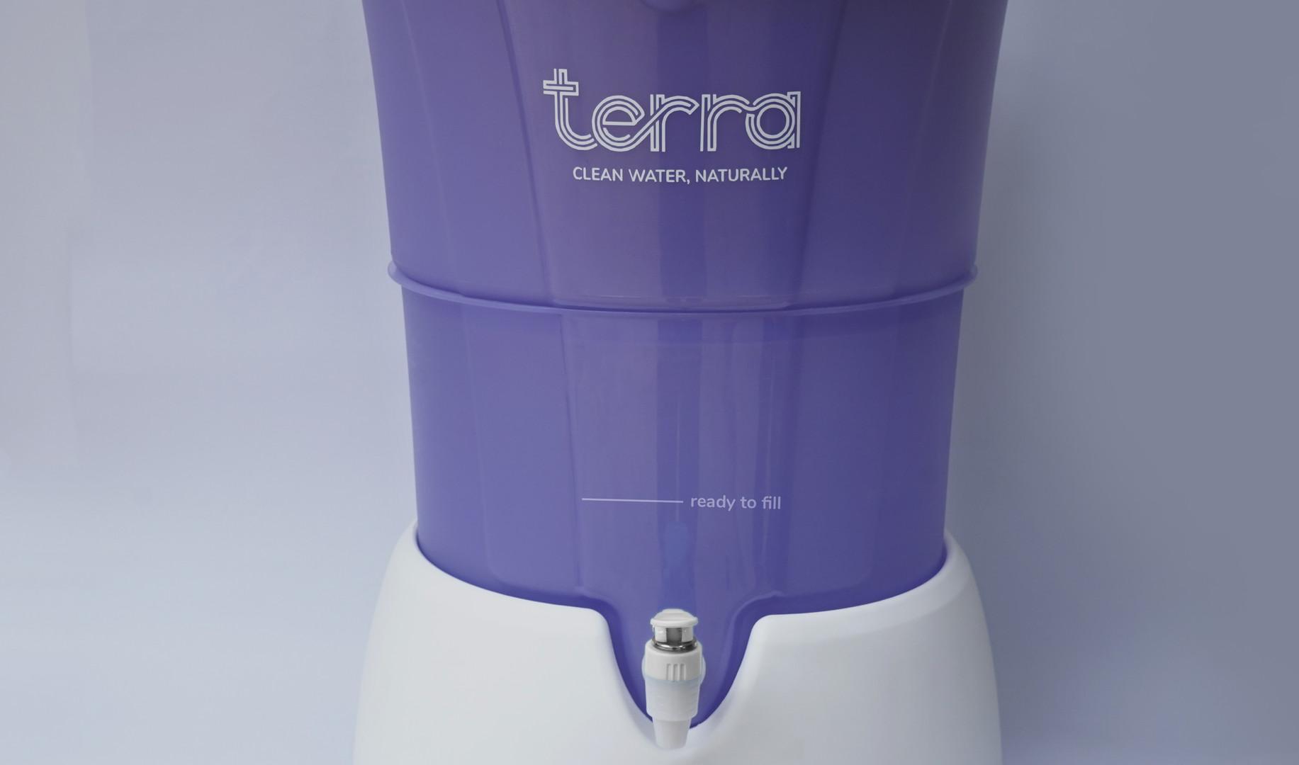 Terra Premium Container