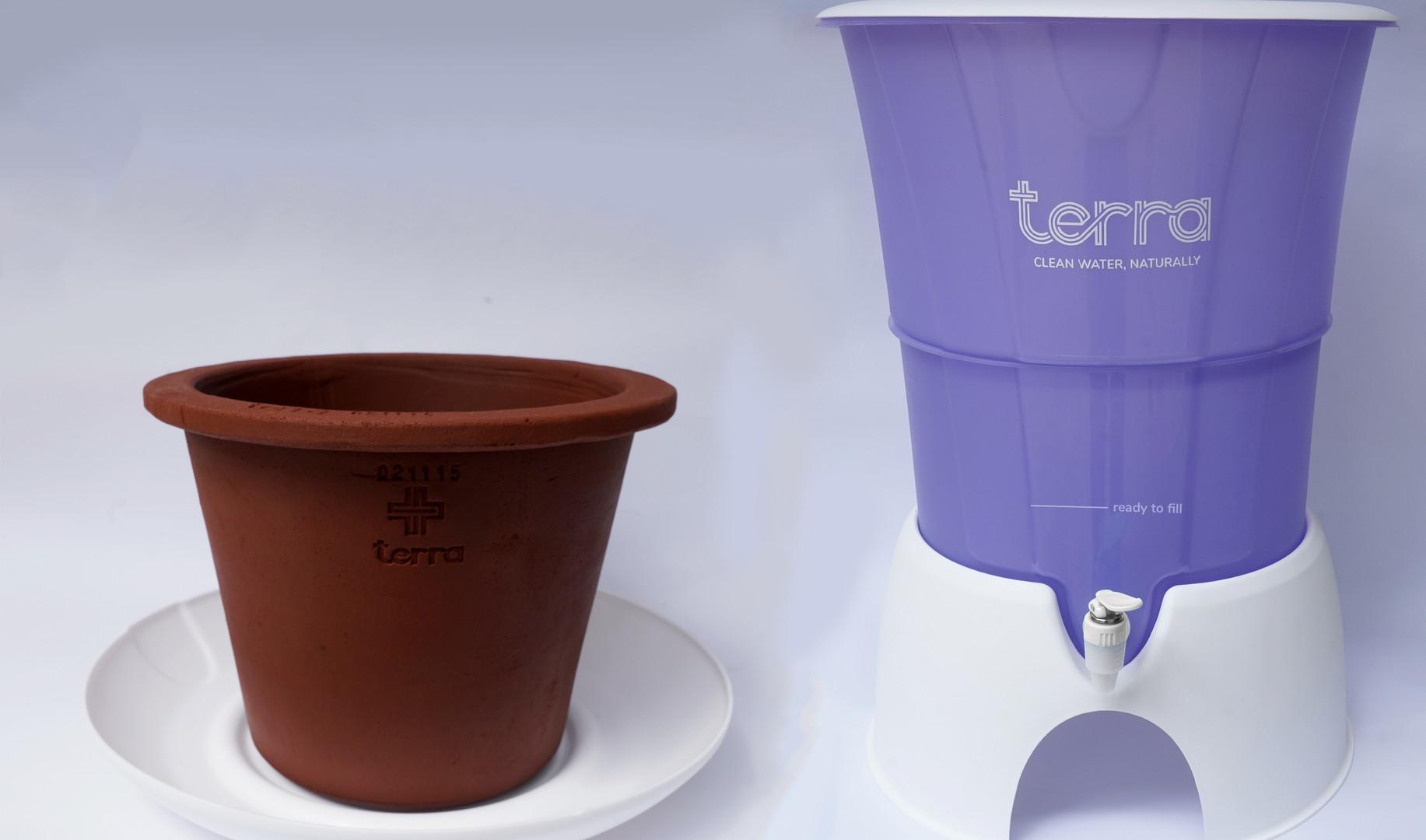 Terra Container Premium & Filter