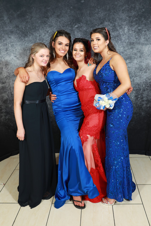 school prom & formal print on-site photography