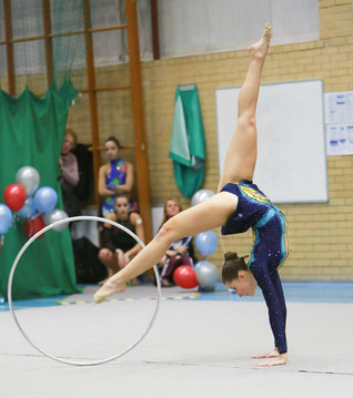 Gymnastic Competition Photography