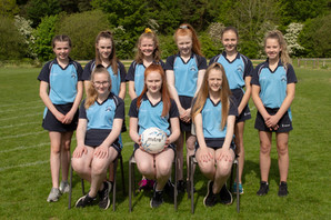 Netball School Club Photo