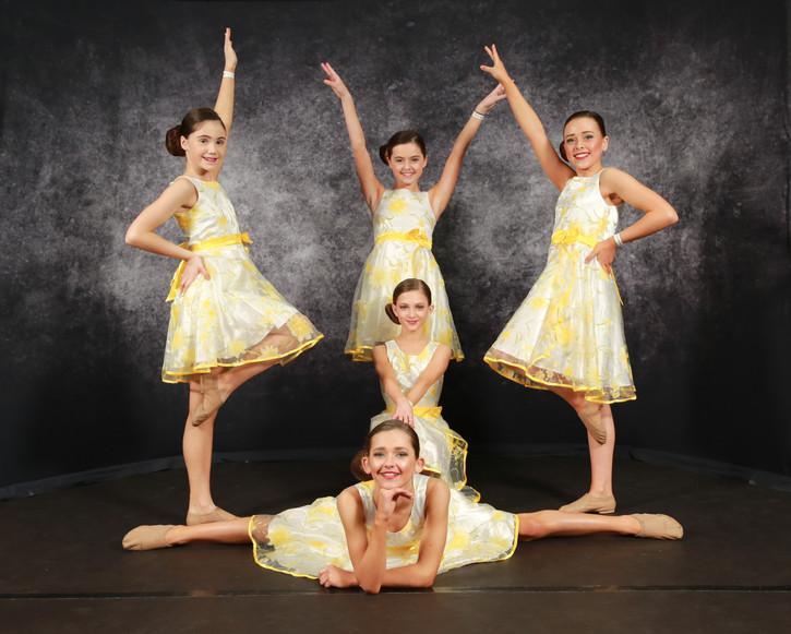 Dance Club Studio photography