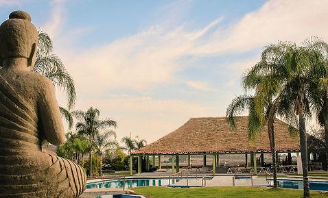 Jardín de la Abundancia, Centro de Retiros Tepoztlán