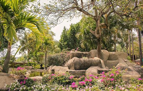 Jardín de la Abundancia Tepoztlán, espacio para retiros.