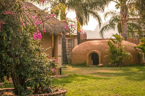 Temazcal, Jardín de la Abundancia Tepoztlán