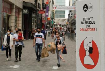 Brussel is de nieuwe coronahoofdstad, maar de Regering kijkt weer verlamd toe