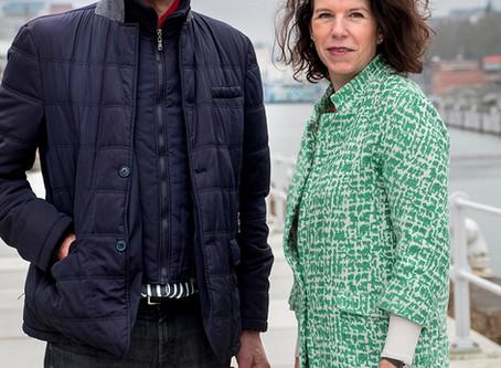 Bianca Debaets en Alex Puissant kandidaten voor een Brussel met ambitie