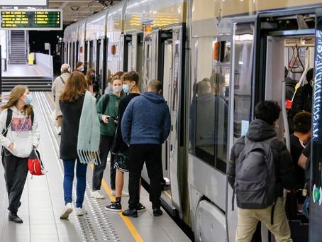 Strengere maatregelen waren nodig, maar vooral openbaar vervoer is problematisch