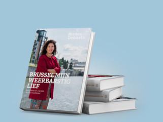 Mijn nieuw boek: een vrank en vrije blik op onze hoofdstad