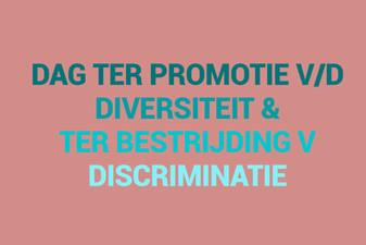 CD&V wil Brusselse dag ter promotie van de diversiteit en ter bestrijding van discriminatie