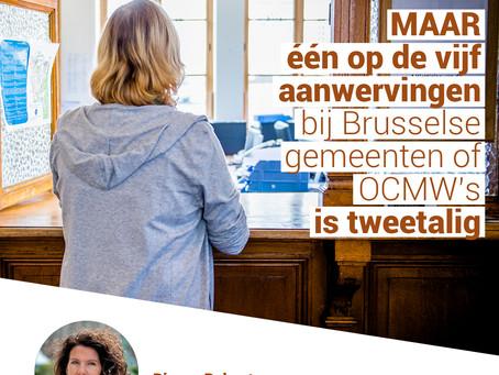 Meertaligheid en kennis van het Nederlands zijn troeven, maar niet iedereen wil dat inzien
