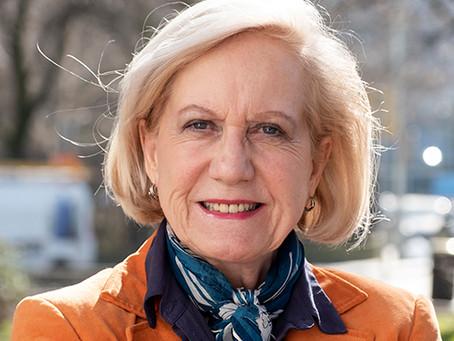 """Senator Brigitte Grouwels: """"Artificiële intelligentie moet veel hoger op de politieke agenda st"""