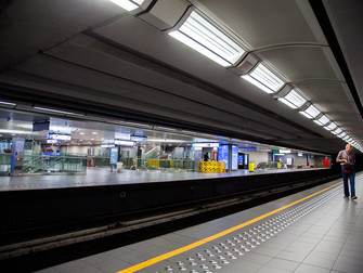 46 straatmuzikanten met vergunning om in metrostations op te treden