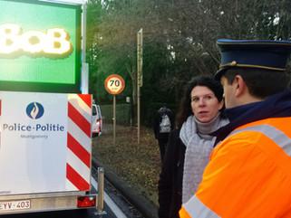 Bedankt Brusselse chauffeurs: minder alcohol dan ooit in het verkeer