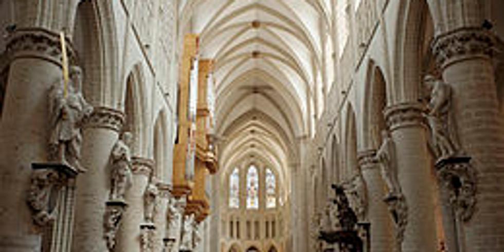 Geleid bezoek Kathedraal van Sint-Michiel en Sint-Goedele (1)