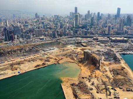 Het Brussels Gewest moet zich solidair tonen met Beiroet