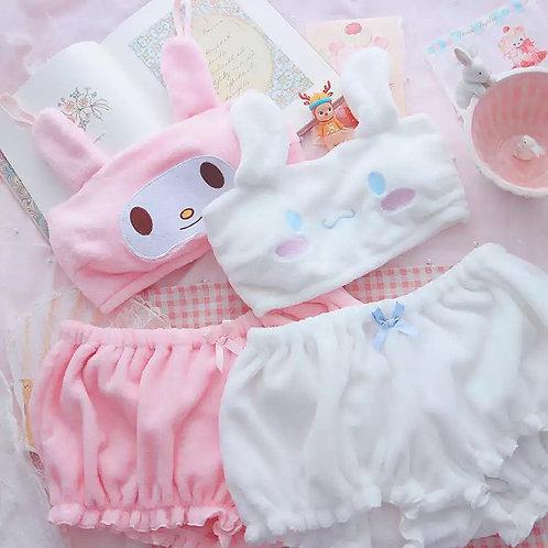 Pijama conejito Kawaii