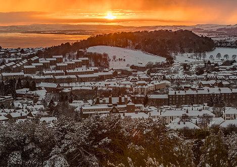 Snowy Balgay Hill