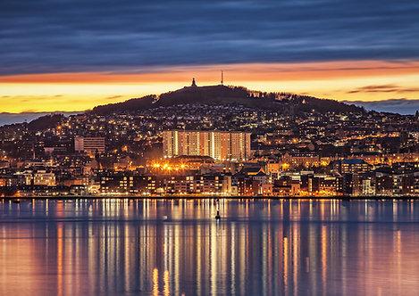 Sunset Dundee