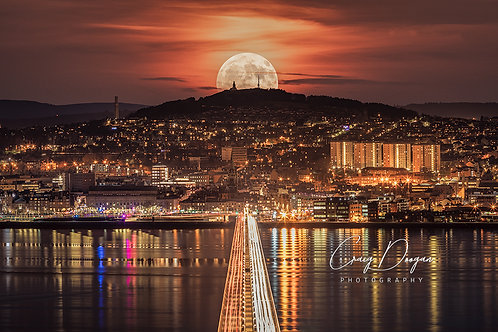 Dundee Moon Composite