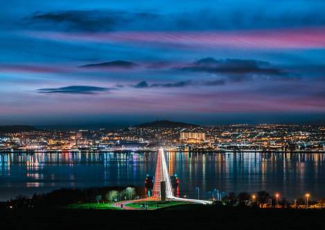 Dundee Cityscape