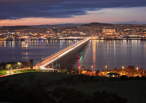 Dundee City View