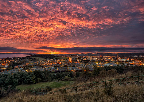 Dundee West Sunset