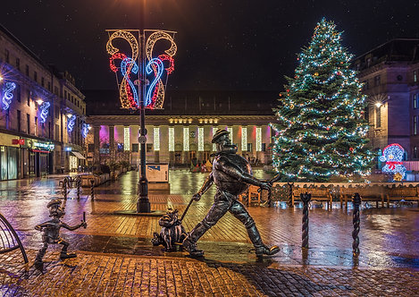 Christmas in Dundee