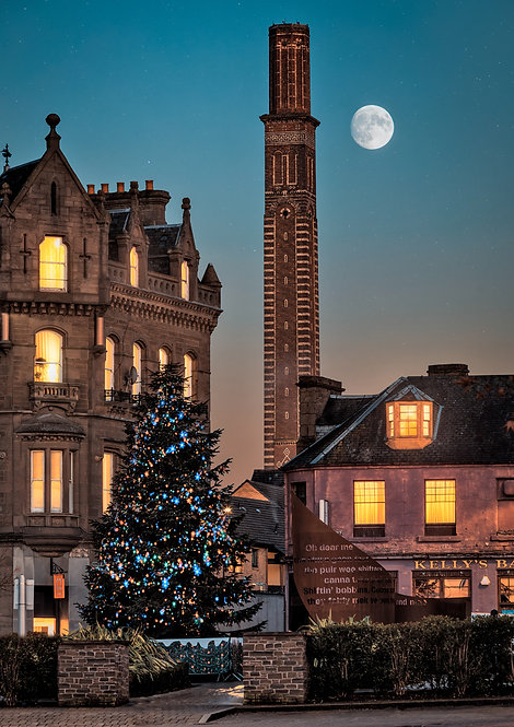 Christmas in Lochee