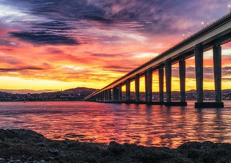 Dundee Sunset