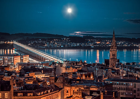 Dundee City Rooftops