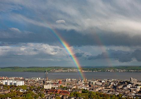 Dundee Double Rainbow
