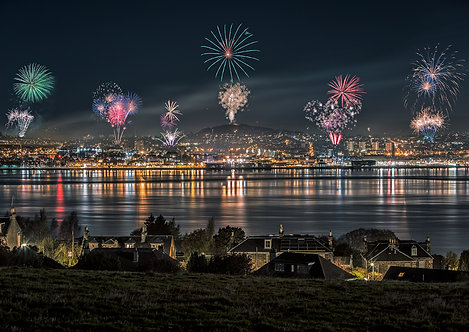 Dundee Guy Fawkes Fireworks