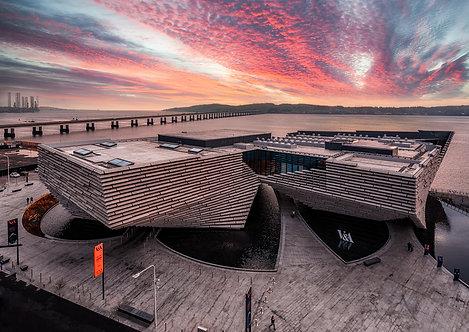 V&A Design Museum Dundee