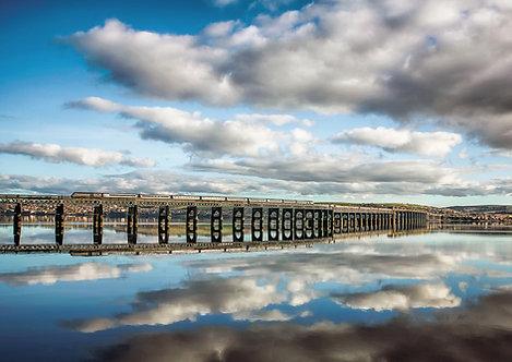 Tay Bridge Reflections