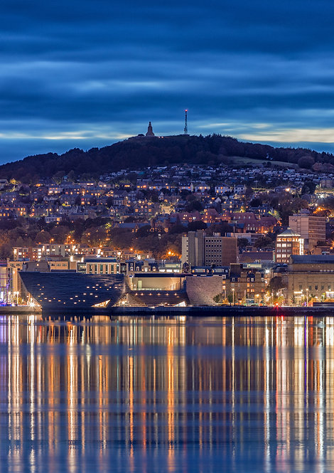 Dundee Tay Reflections