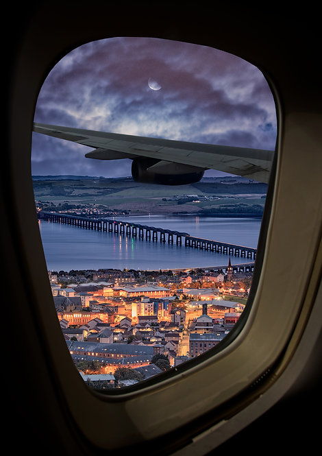 Plane View Dundee Composite