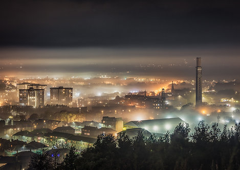 Foggy West End