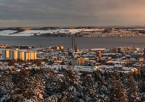 Snow Capped Dundee