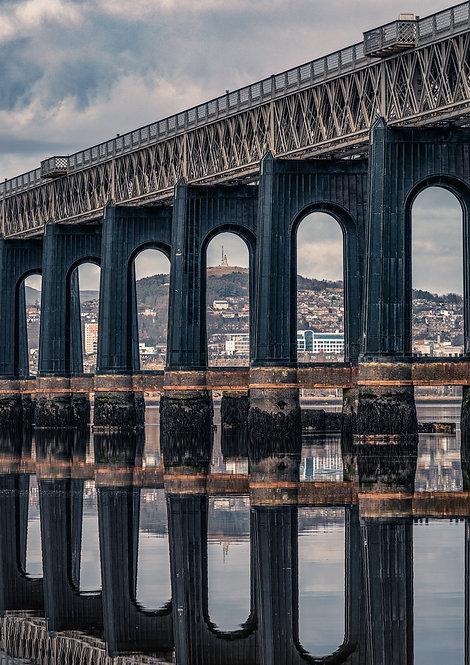 Dundee Law & Tay Bridge