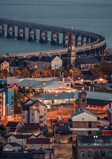 Dundee Tay Rail Bridge